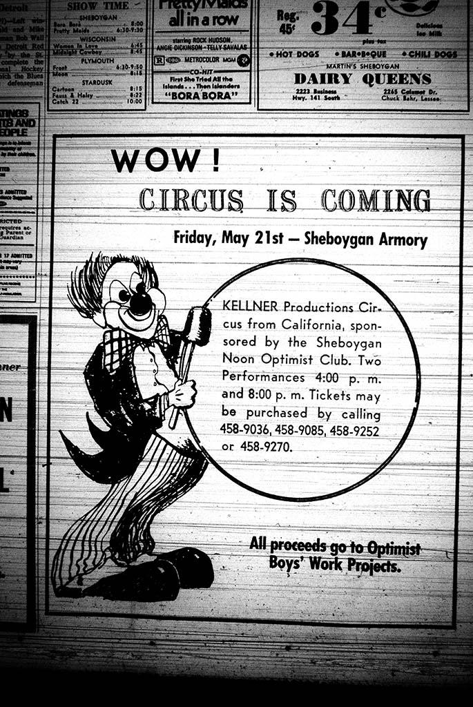 circus armory